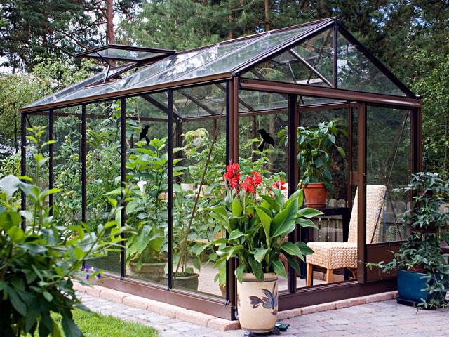 serre de jardin v randa serre de jardin d 39 agr ment crysland. Black Bedroom Furniture Sets. Home Design Ideas